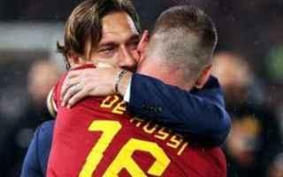 Serie A: totti roma calcio francesco  pallotta