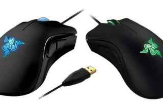 PC games: mouse  hardware