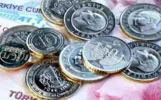Borsa e Finanza: turchia  cambio euro try  stocastico