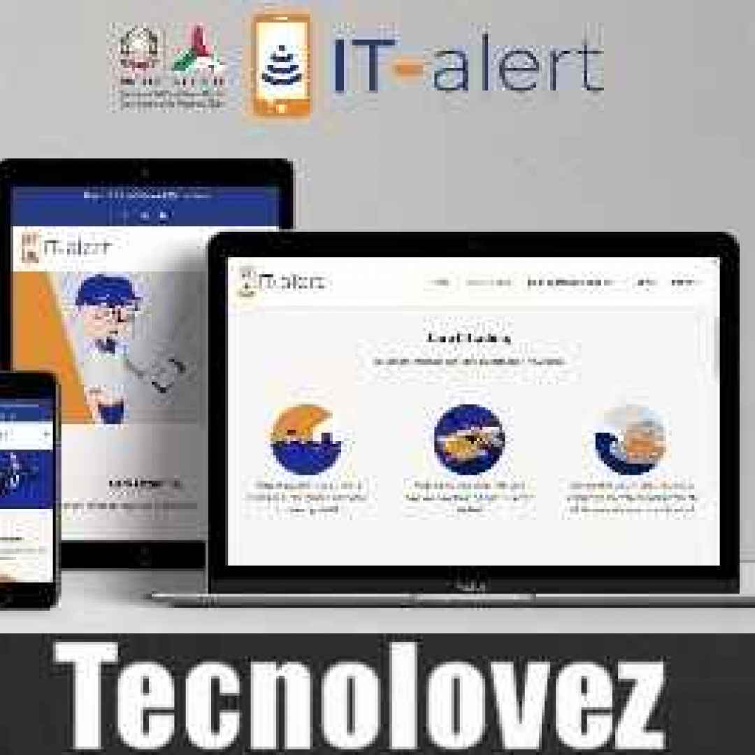 it-alert app protezione civile