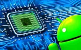 Tecnologie: hardware android cpu gpu smartphone