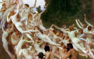 Arte: pittura  william bouguereau  mitologia