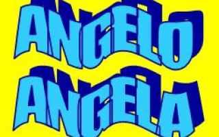 Storia: angelo  angela  significato  etimologia