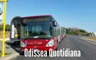 Roma: roma  trasporto pubblico  bus  atac