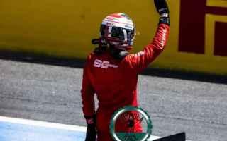 Formula 1: frenchgp  f1  ferrari  binotto  leclerc