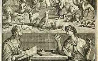 Cultura: favole  fedro  il lupo e l'agnello
