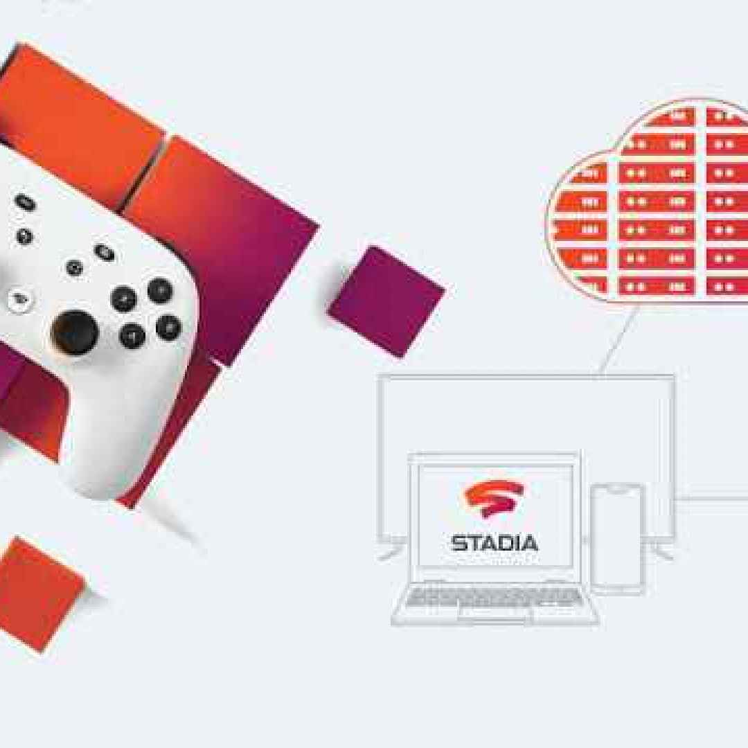 google stadia  video games  console