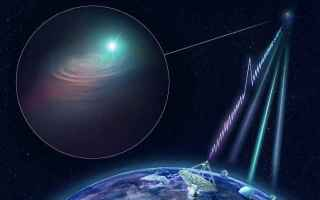 Astronomia: lampo radio veloce