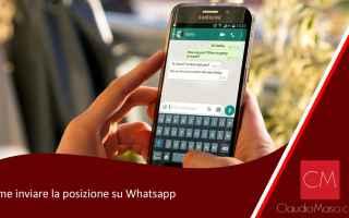 WhatsApp: whatsapp  posizione