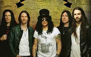 Musica: slash  concerti  no sound fest