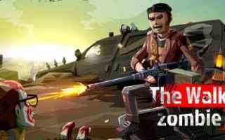 Mobile games: zombie  sparatutto  android  videogioco