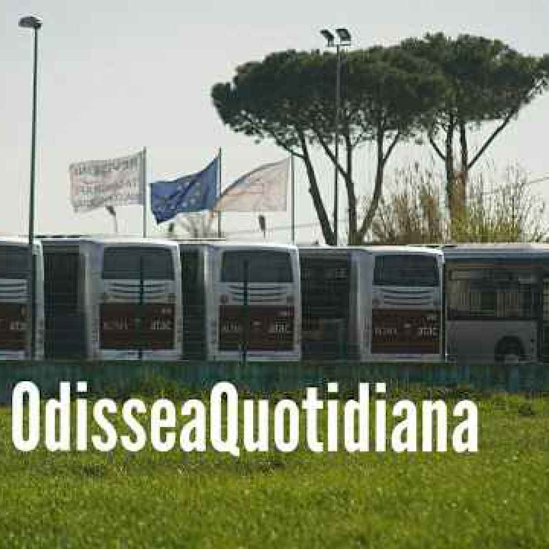 roma  trasporto pubblico  autobus  atac
