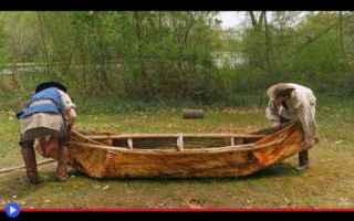 canoe  nordamerica  tecniche  metodi