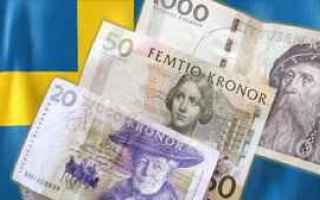 Borsa e Finanza: riksbank  tassi  gann trading