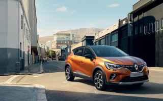 Oggi è stata presentata la nuova Renault Captur. Più grande con un nuovo design, più ricercata e