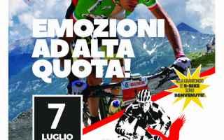 Ciclismo: sestiere  mtb