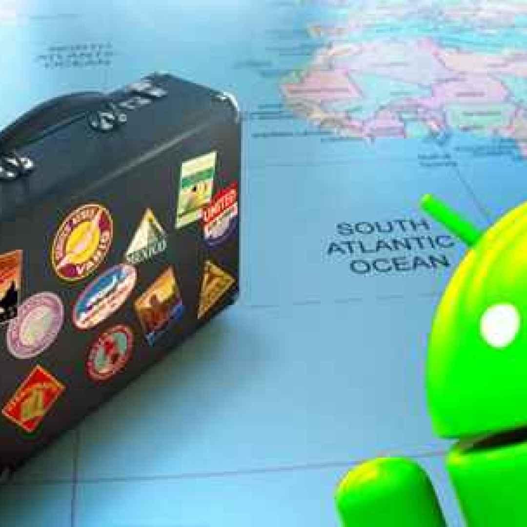 viaggi travel bagaglio vacanze android