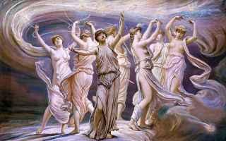 Cultura: pleiadi  stelle  zeus  astronomia
