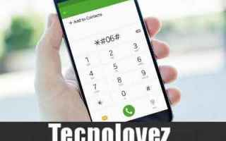 Android: numero imei   android