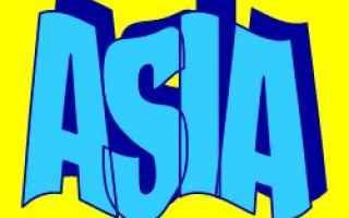 asia  significato etimologico  origine