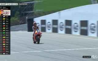 Doppio obiettivo raggiunto per Marc Marquez, che alla vigilia del Gran Premio di Germania, voleva ot