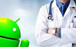 medico android medicina salute farmaci