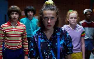 Serie TV : stranger things 3  netflix