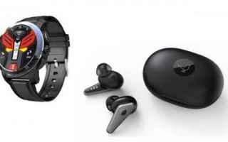 Audio: Coltiva il piacere del fitness all'aperto, grazie allo smartwatch Kospet Optimus Pro e agli auricolari Libratone