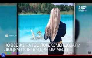 dal Mondo: laghi  pericolo  veleni  russia  siberia