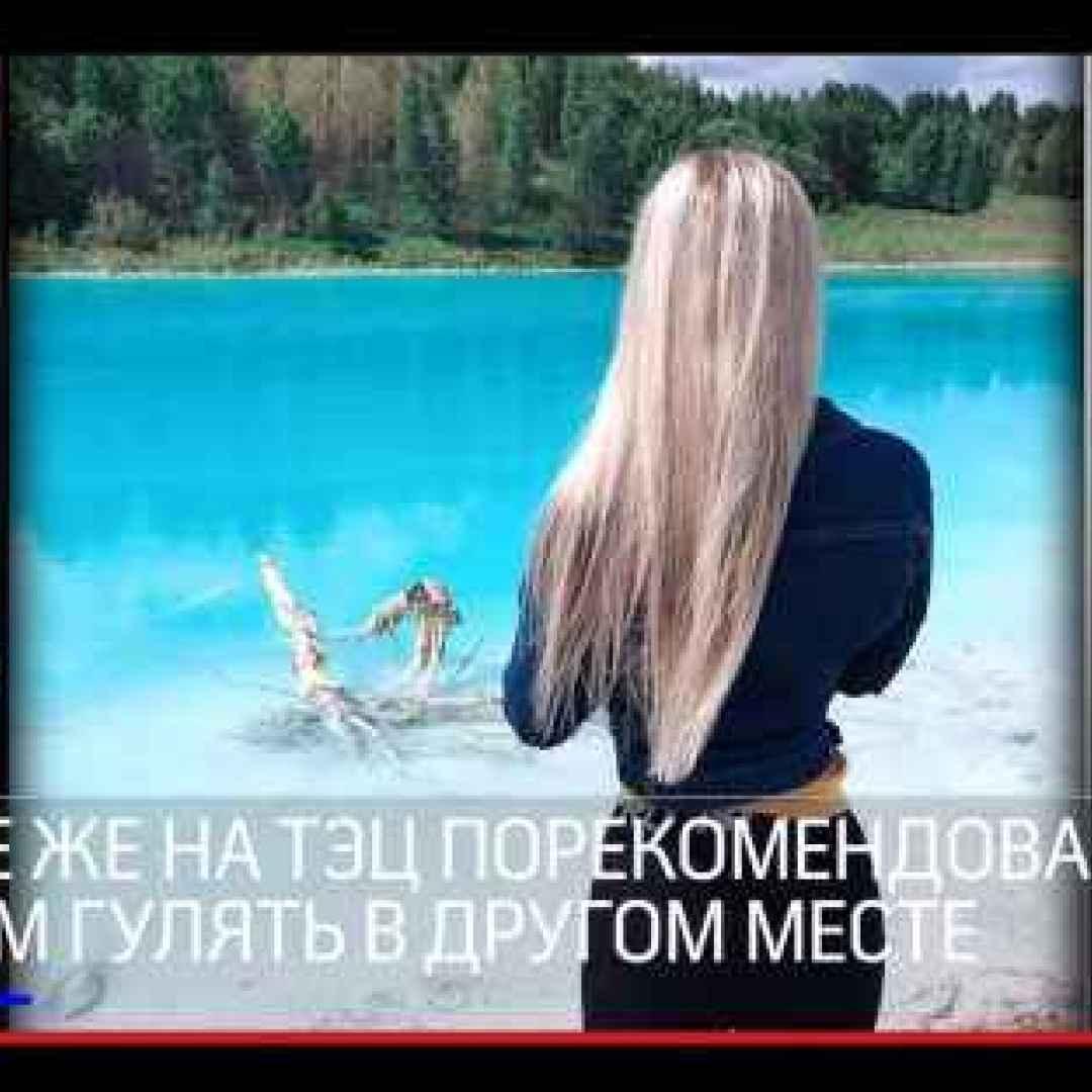 laghi  pericolo  veleni  russia  siberia