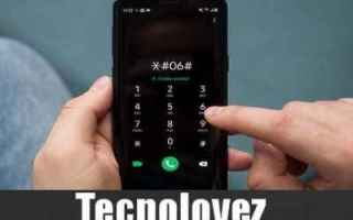 Android: codice imei imei android