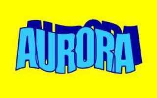 Astrologia: aurora  etimologia  origine