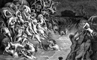diluvio  lago  mar nero  preistoria