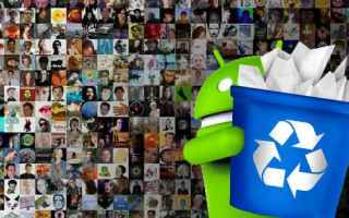 Tecnologie: android foto app video dati play store