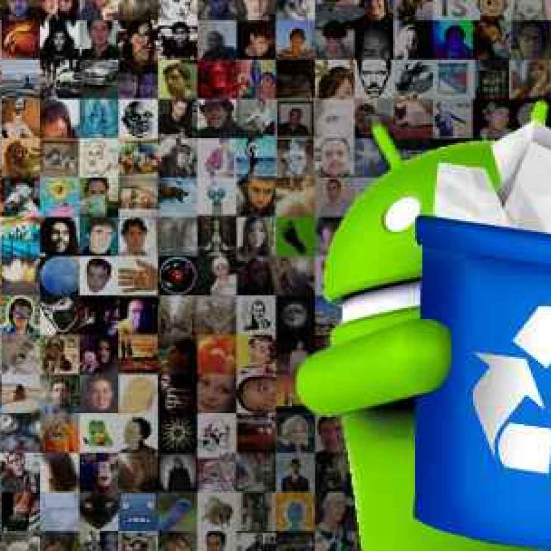 android foto app video dati play store