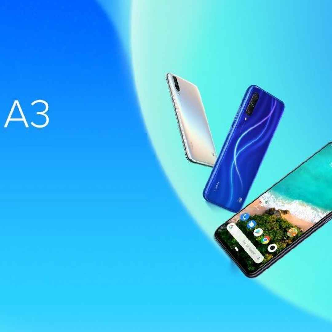 xiaomi mi a3  mi a3  android one  techie