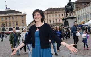Torino: torino  m5s  salone dell