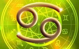 Astrologia: cancro  18 luglio  carattere  oroscopo