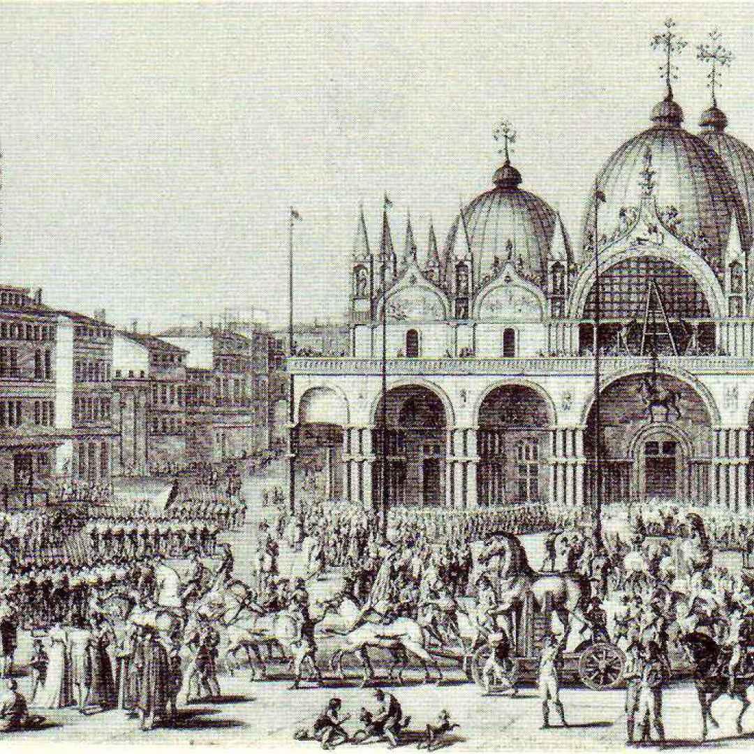 furti d'arte  louvre  napoleone