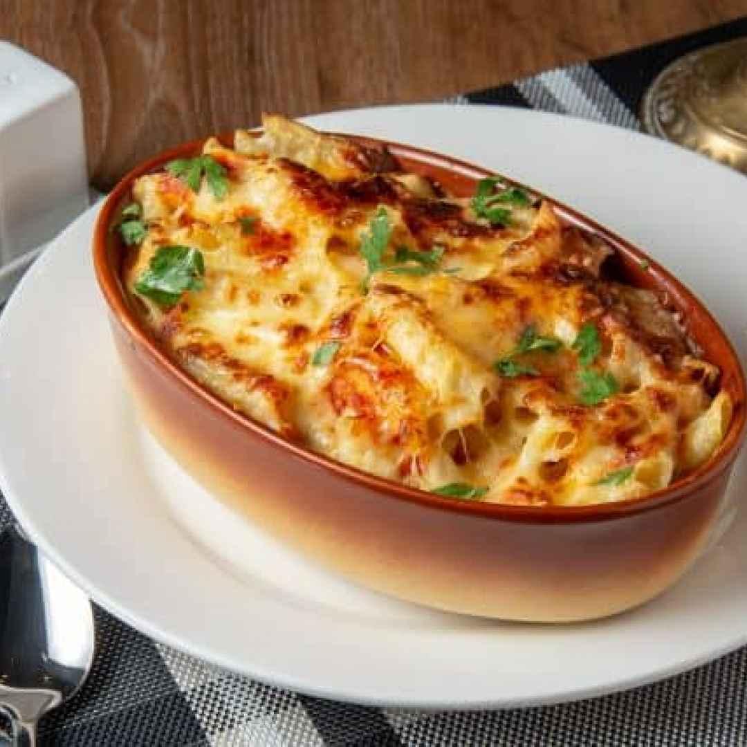 ricetta  borgo  pasta e patate  calabria