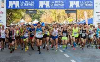 Sport: treviso  maratona