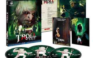 Cinema: troll  home video  horror  film