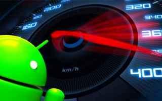 Tecnologie: tachimetro gps android apps auto moto