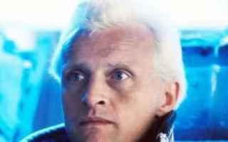 Cinema: rutger hauer  roy batty  morte  addio