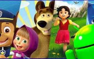 Spettacoli: cartoni animati bambini figli android