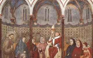 Religione: assisi  perdono  porziuncola  francesco