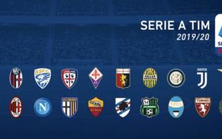 Serie A: juventus inter milan napoli roma lazio