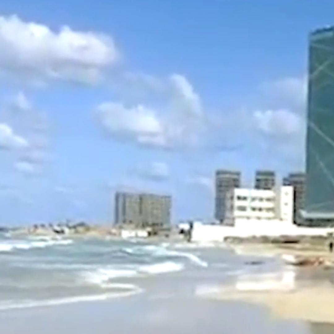 libia  mare