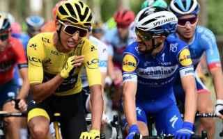 Ciclismo: Egan Bernal e il Tour 2019, il suo futuro tra salite e... Evenepoel