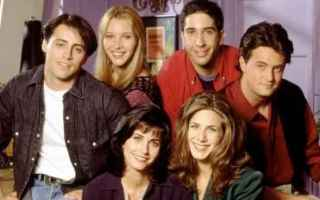 friends  serie tv  news  televisione